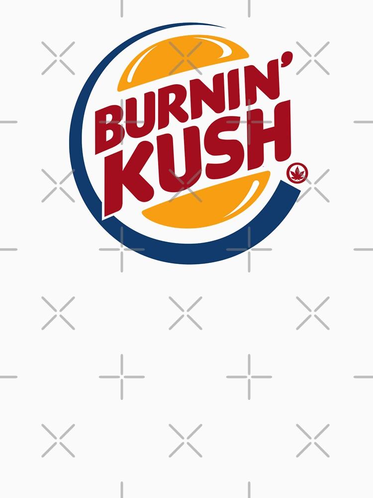 Burnin' Kush  by StrainSpot