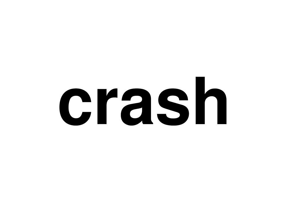 crash by ninov94