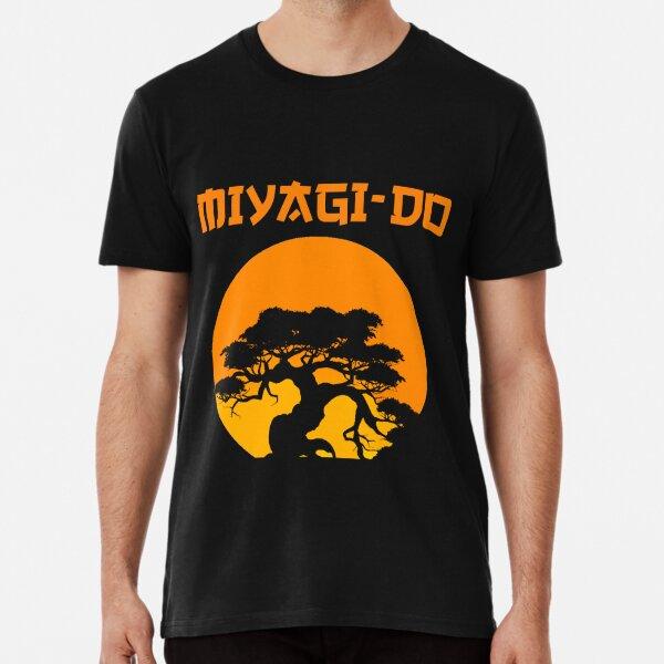 Karate Kid Miyagi-Do Premium T-Shirt