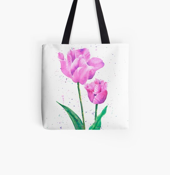 Perfect Love  All Over Print Tote Bag