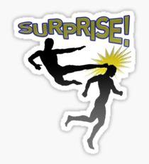 SURPRISE! Sticker
