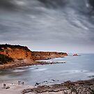 Shack Bay, Bunurong Marine Park by James  Archibald