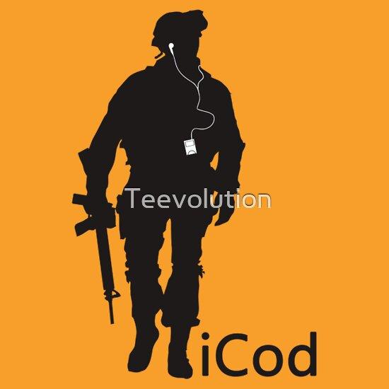 TShirtGifter presents: Teevolution :: iCod