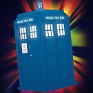 TARDIS by Phil Dickinson