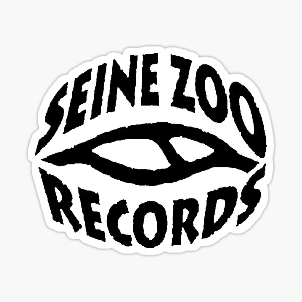 Nekfeu SEINE ZOO Sticker