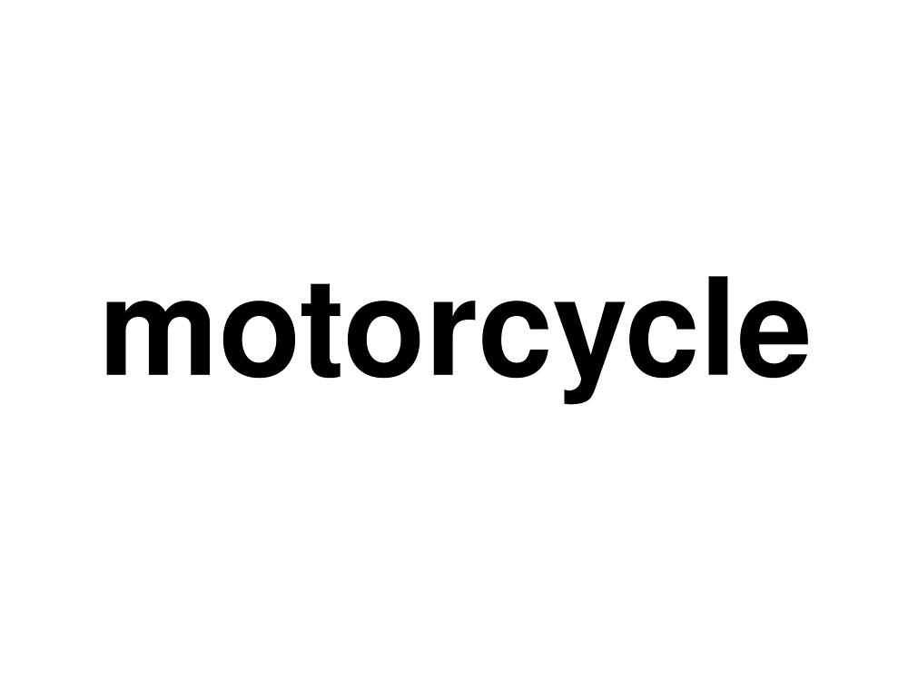 motorcycle by ninov94