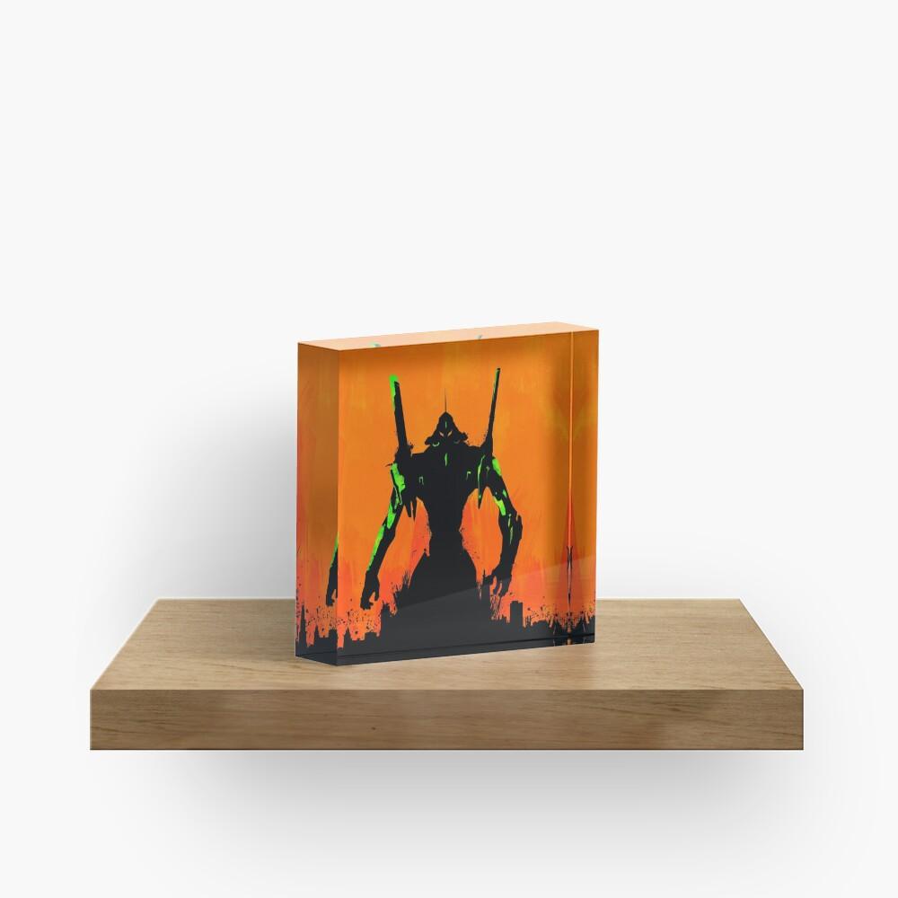 Evangelion Acrylic Block