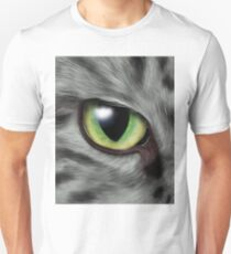 Cat Eye Unisex T-Shirt