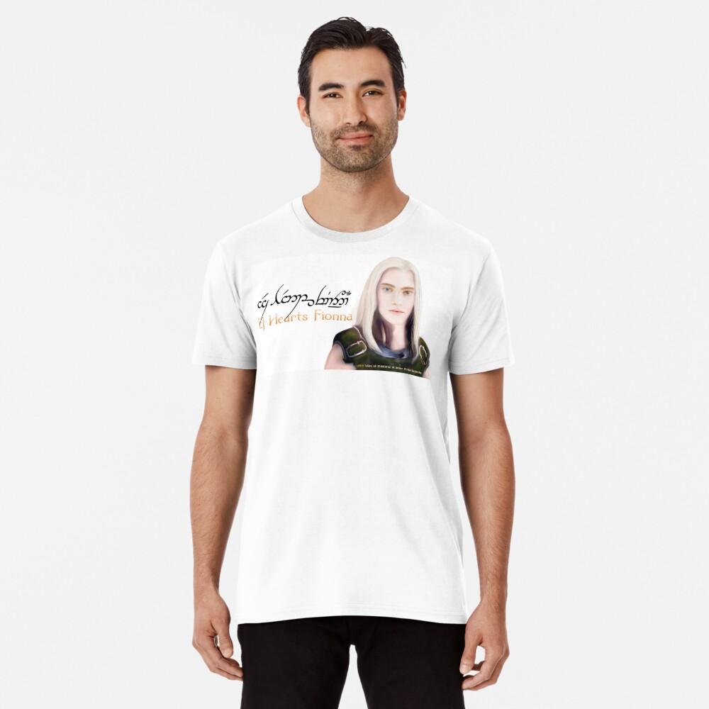 EJ Hearts Fionna Premium T-Shirt