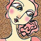 MADEMOISELLE  CHANEL by Barbara Cannon  ART.. AKA Barbieville