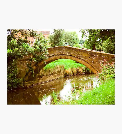 Pack Horse Bridge Photographic Print