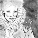 Queen Elizabeth by Flynnthecat