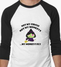 Not My Monkeys T-Shirt