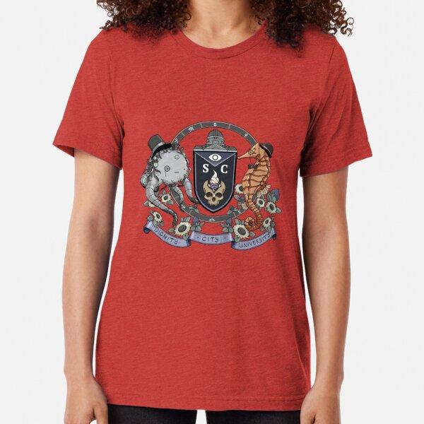 Dignity City Signet Tri-blend T-Shirt