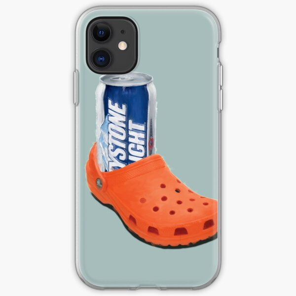 Keystone & Crocs iPhone Soft Case
