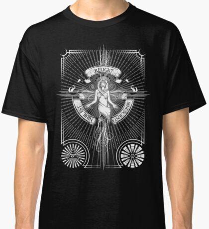 Religio Sine Scienta Nihil Est  Classic T-Shirt