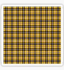 Cher's Iconic Yellow Plaid Sticker