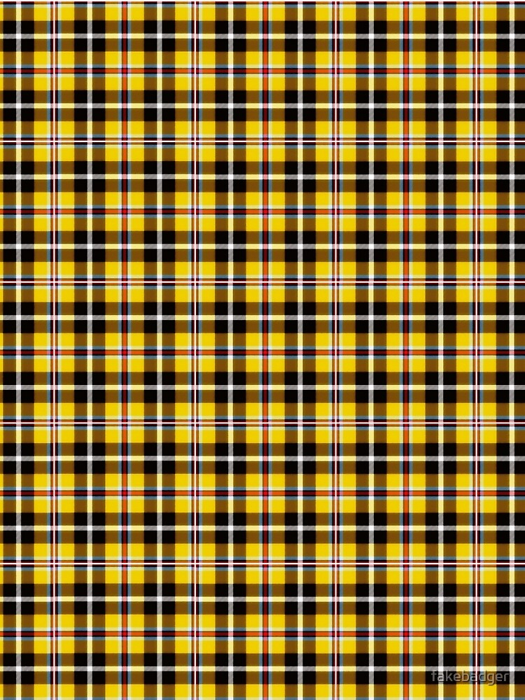 Cher's Iconic Yellow Plaid by fakebadger