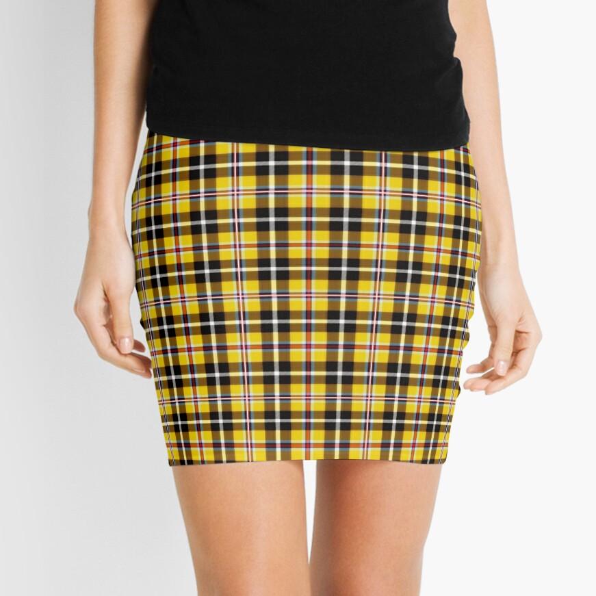 Cher's Iconic Yellow Plaid Mini Skirt