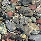 Montana Riverbed by Robert Goulet