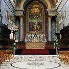 Basilica, Esztergom Hungary by Rodney Johnson