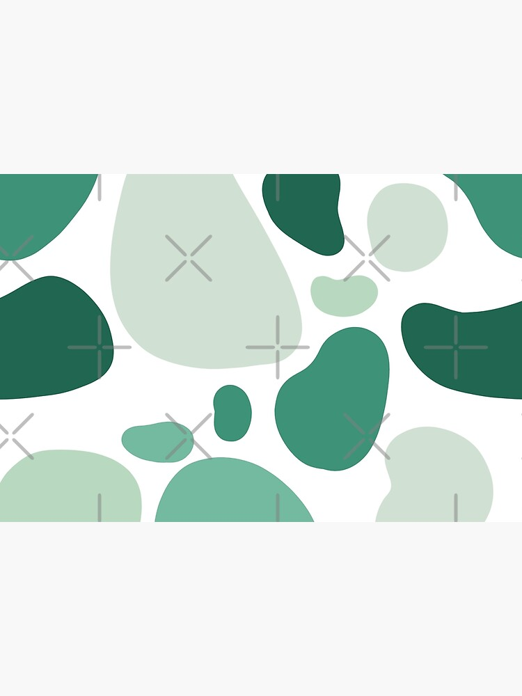 mint abstract  by trajeado14