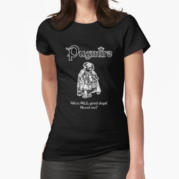 Pugmire: Gen Con 2015 Fitted T-Shirt