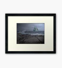 Age of Sail Framed Print