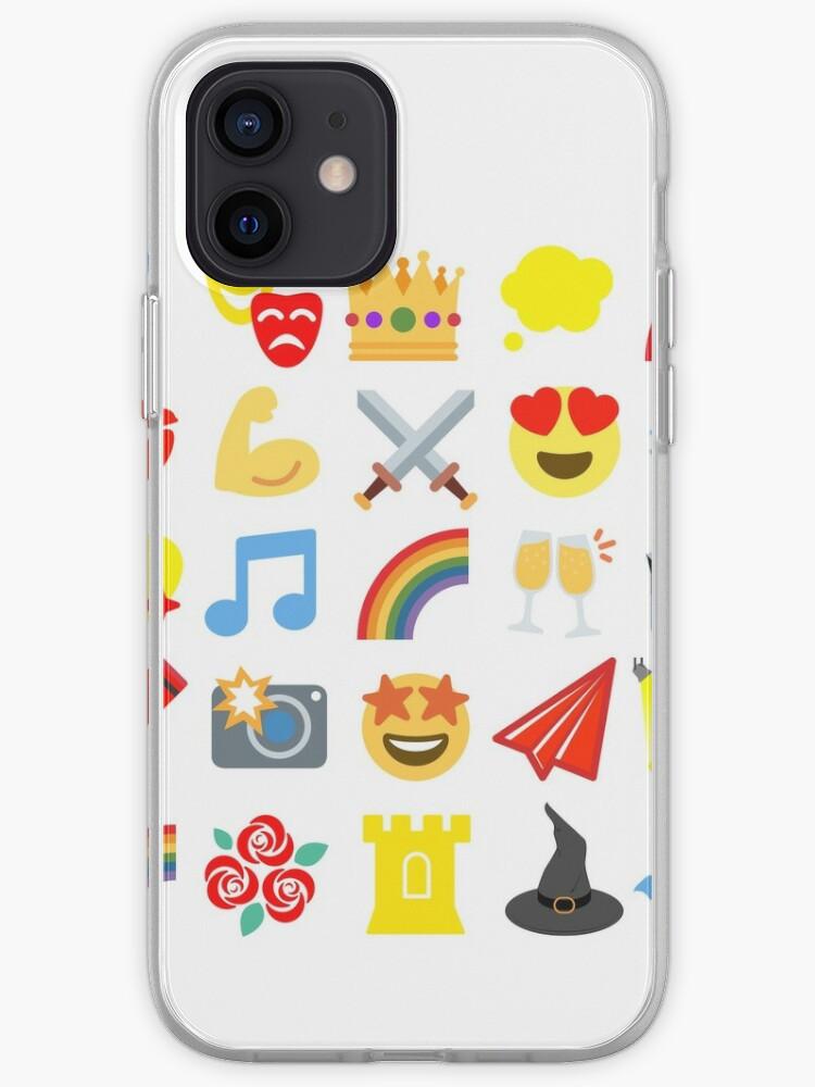 Roman Sanders Emoji Imprimer | Coque iPhone