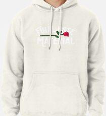 Final Rose Material Pullover Hoodie