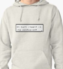 Pokemon Confusion Pullover Hoodie