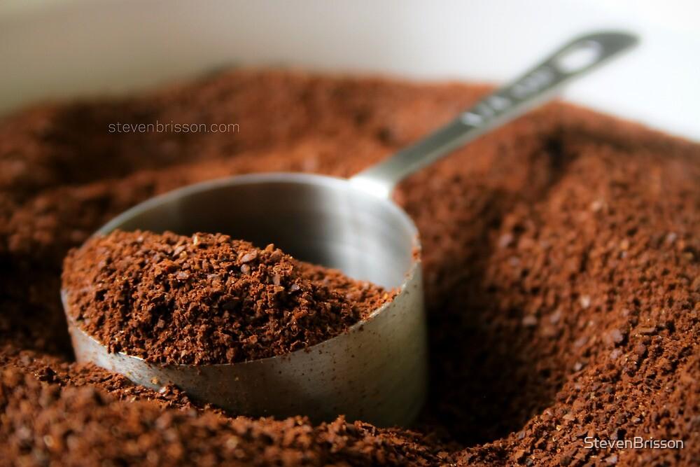 Caffeine in My System by StevenBrisson