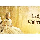 Lady Wulfruna Mug by danbadgeruk