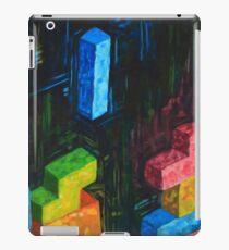 Tetris Tribute iPad Case/Skin