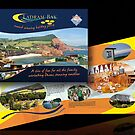 Ladram Bay Holiday Park Brochure and Branding by Michelle Lovegrove
