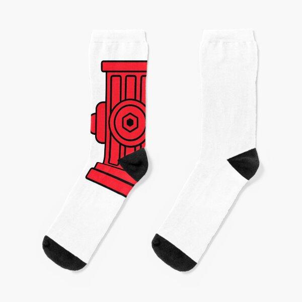 Red And White Pitter Pattern #9 Men-Women Adult Ankle Socks Crazy Novelty Socks