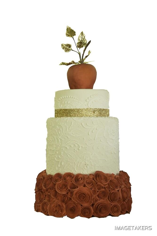 The Rosebud Cake by IMAGETAKERS
