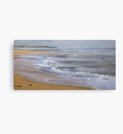 Evening Tide, Powlett Inlet Beach. Metal Print