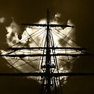 The Finding of the Mary Celeste by PictureNZ