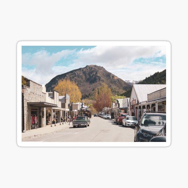 Historic Arrowtown  Sticker