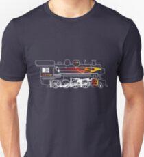 The Flame Train Unisex T-Shirt
