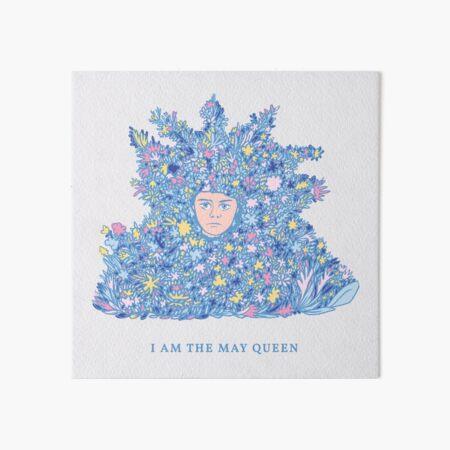 Midsommar May Queen - Fan Art of the 2019 Horror Movie  Art Board Print
