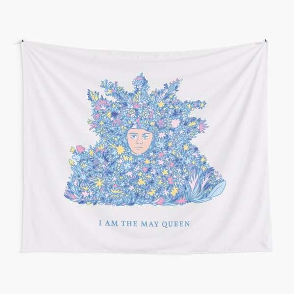 Midsommar - I Am the May Queen - Fan Art of the 2019 Horror Movie  Tapestry