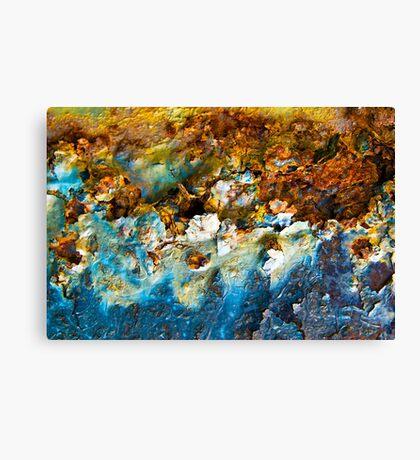 Heaven & Earth Canvas Print