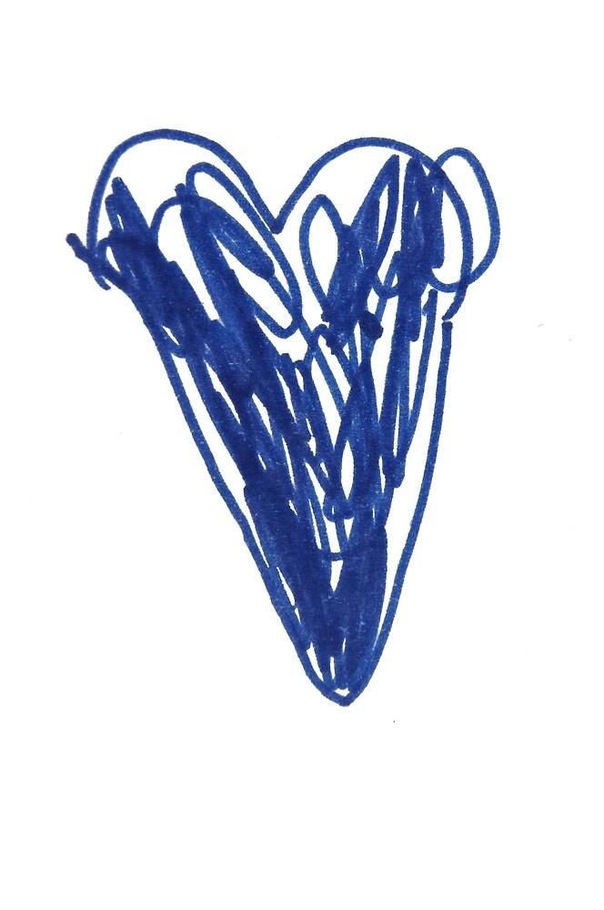 Scribble Heart by Arwen1860