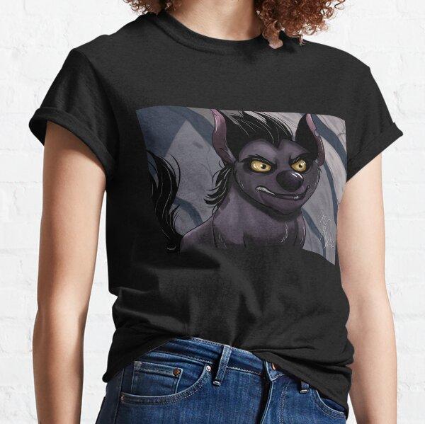 Lion Carton Guard Hyena Classic T-Shirt