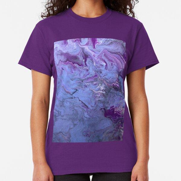 Cloud Me in Purple Classic T-Shirt