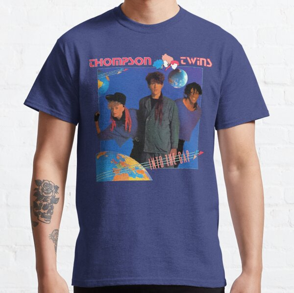 Thompson Twins - Into The Gap Classic T-Shirt