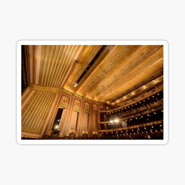 Lyric Opera House - Chicago Sticker