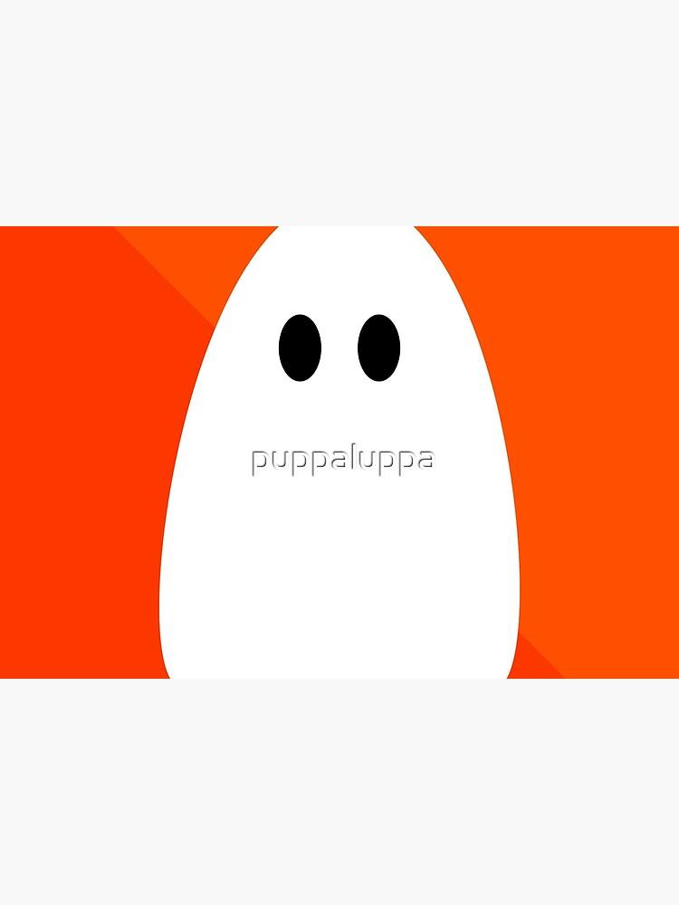 Halloween ghost by puppaluppa